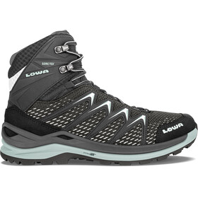 Lowa Innox Pro GTX Mid Shoes Women black/sage
